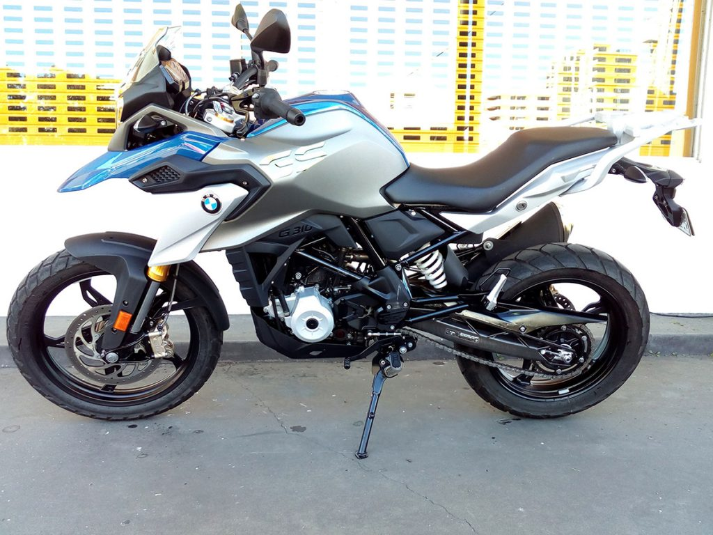 2020 BMW G 310 GS MY20 ex-demonstrator for sale