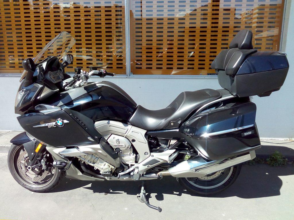 2011 BMW K 1600 GTL for sale