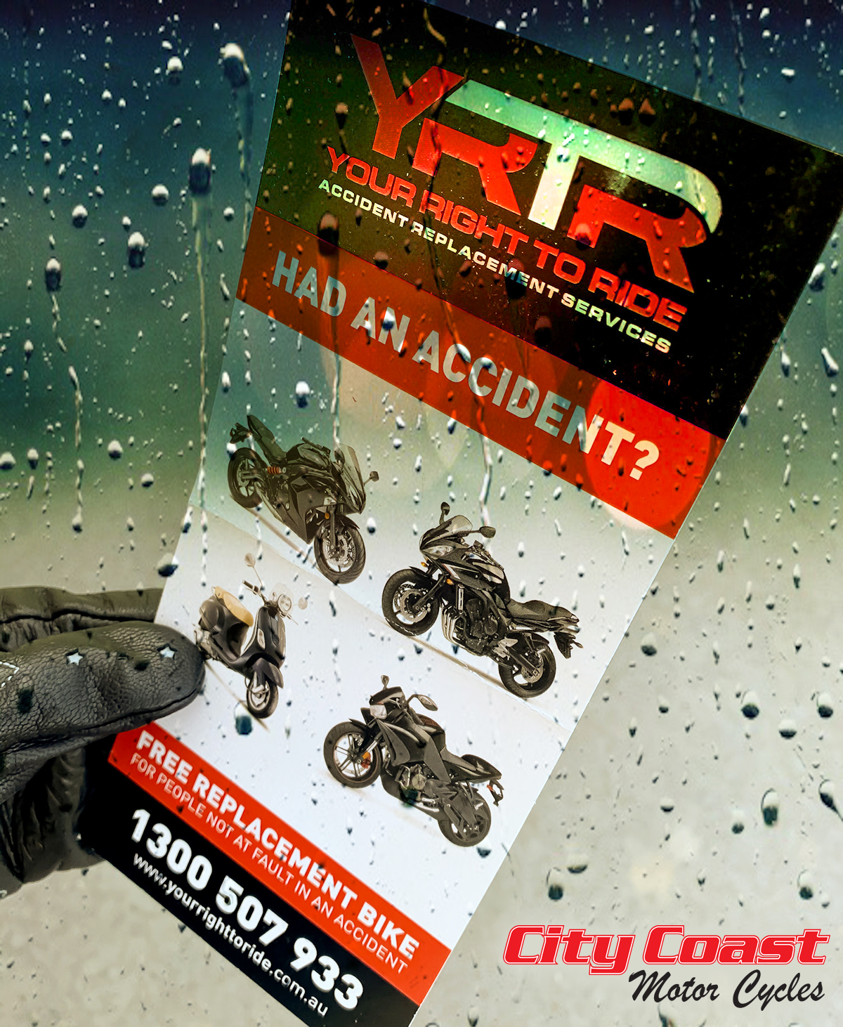 Your Right To Ride Brochure