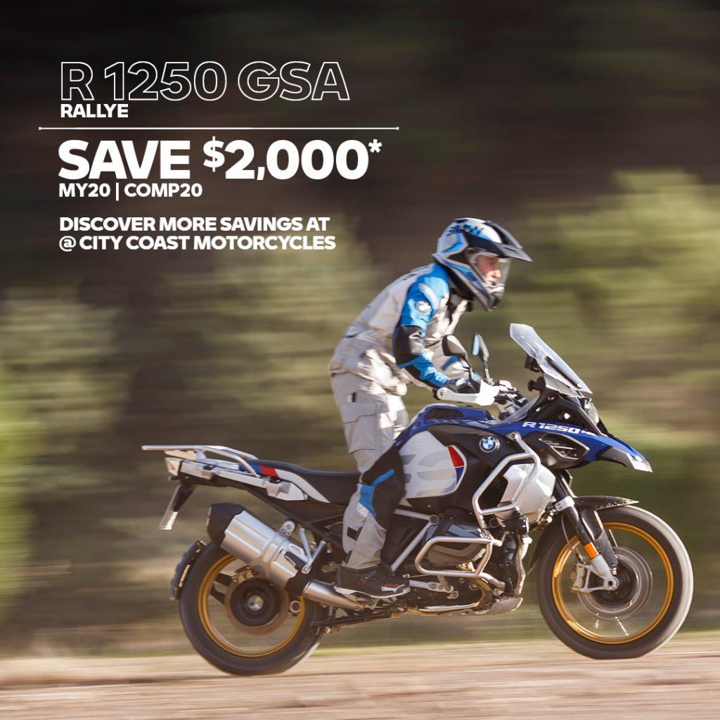 r 1250 gsa on sale