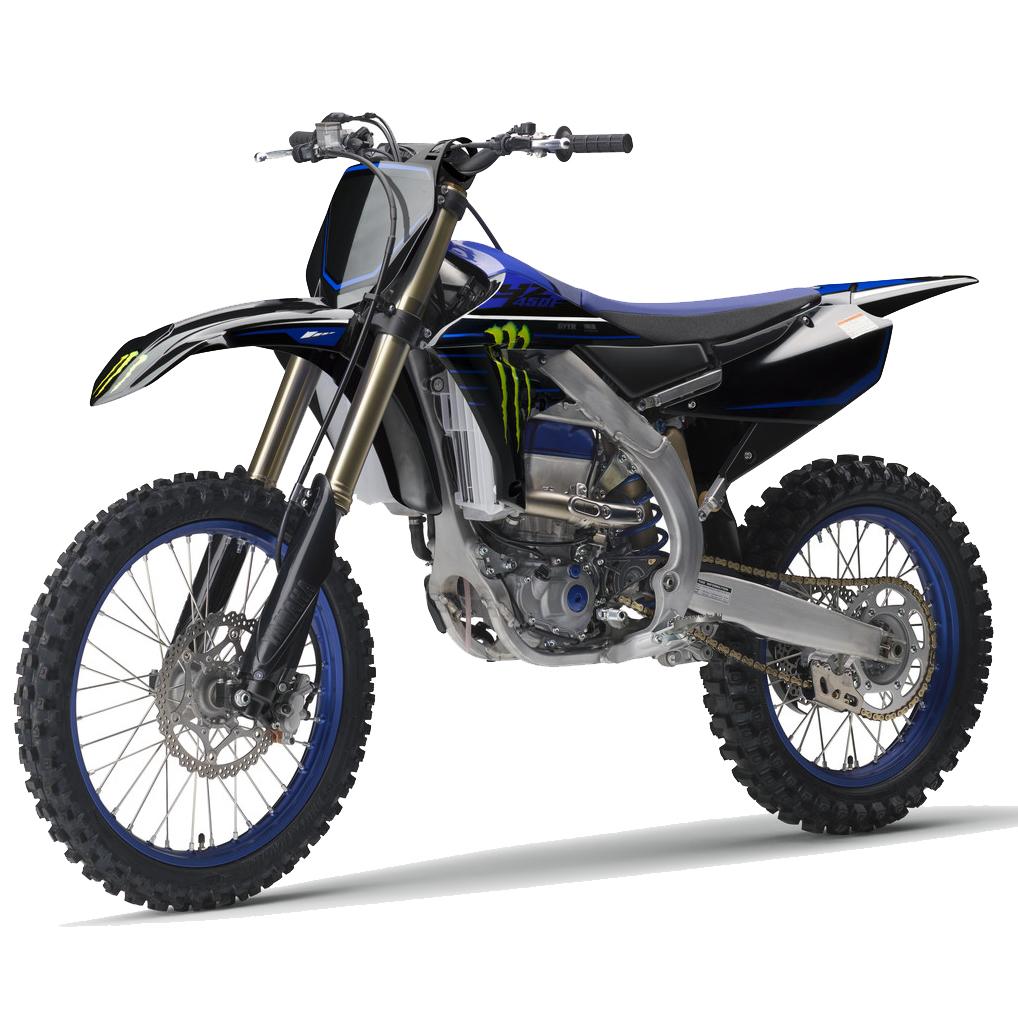 2021 YZ450F SP MONSTER