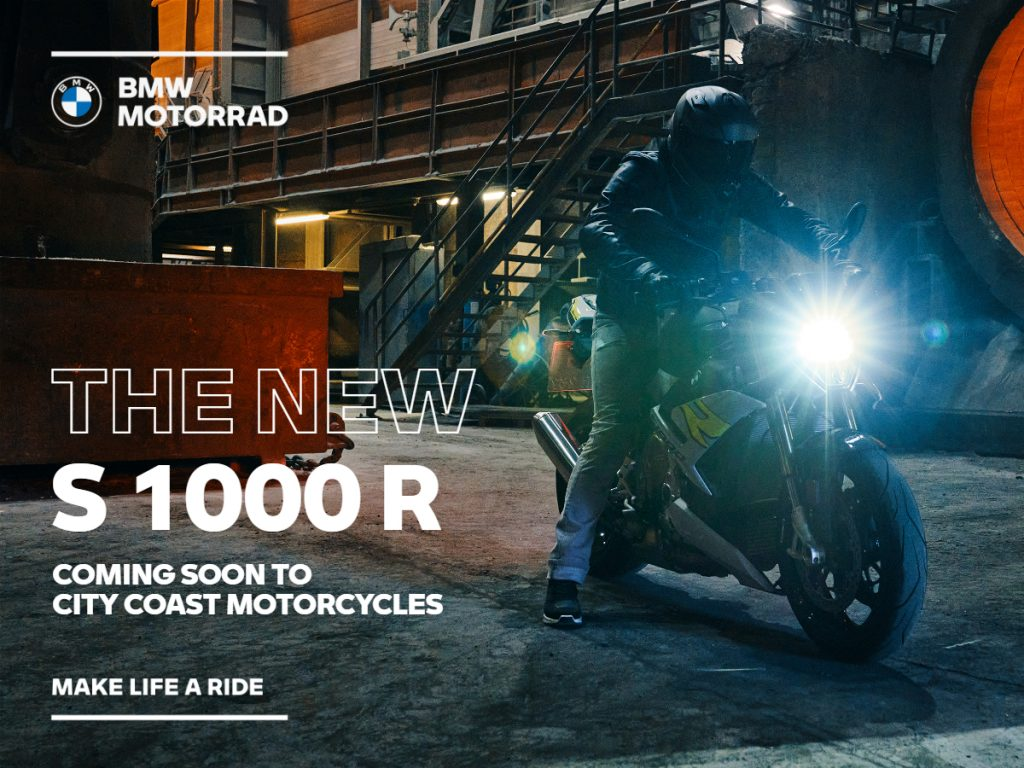 New S 1000 R coming soon