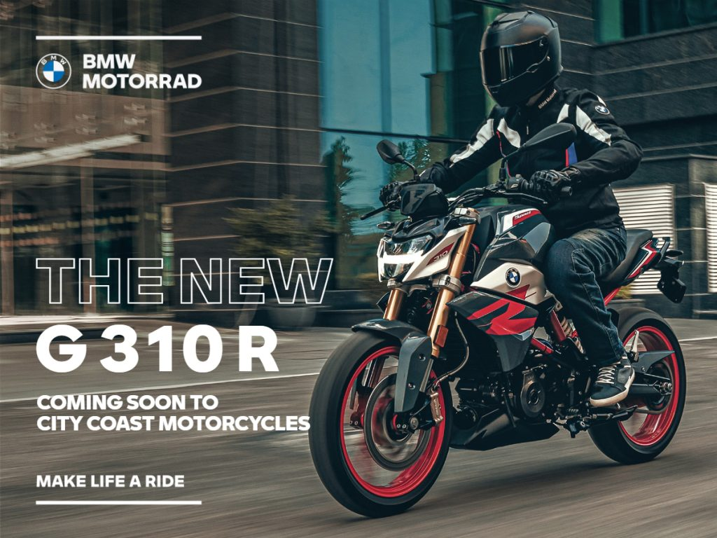 g 310 R COMING SOON