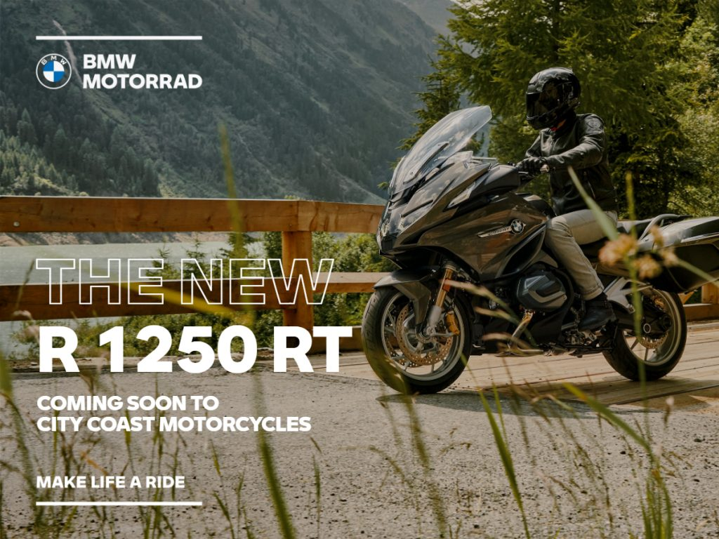 new R 1250 RT coming soon