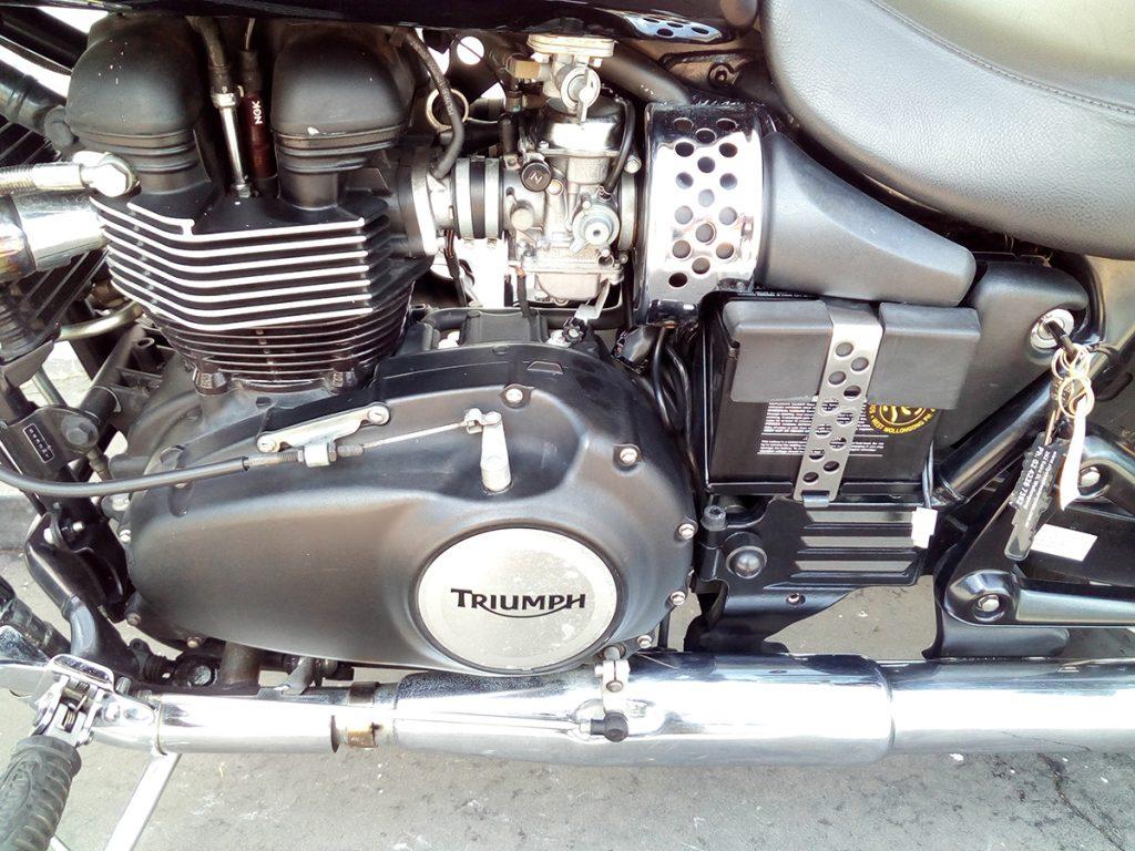 2007 Triumph Speedmaster for sale