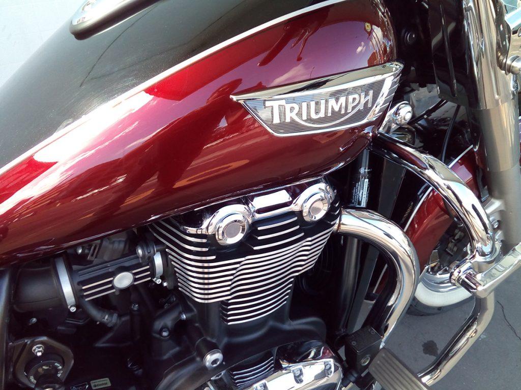2014 Triumph Thunderbird LT for sale