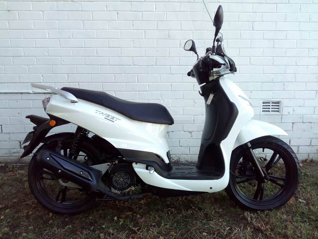 2020 Peugeot scooter for sale