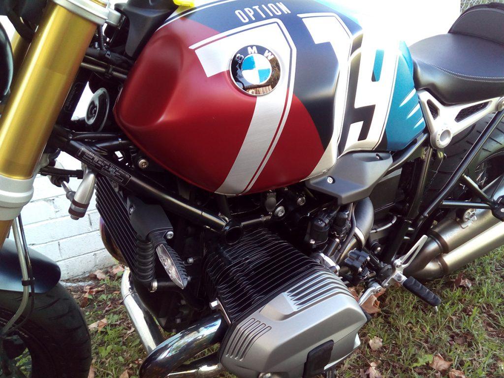 2018 BMW R nine T Spezial for sale