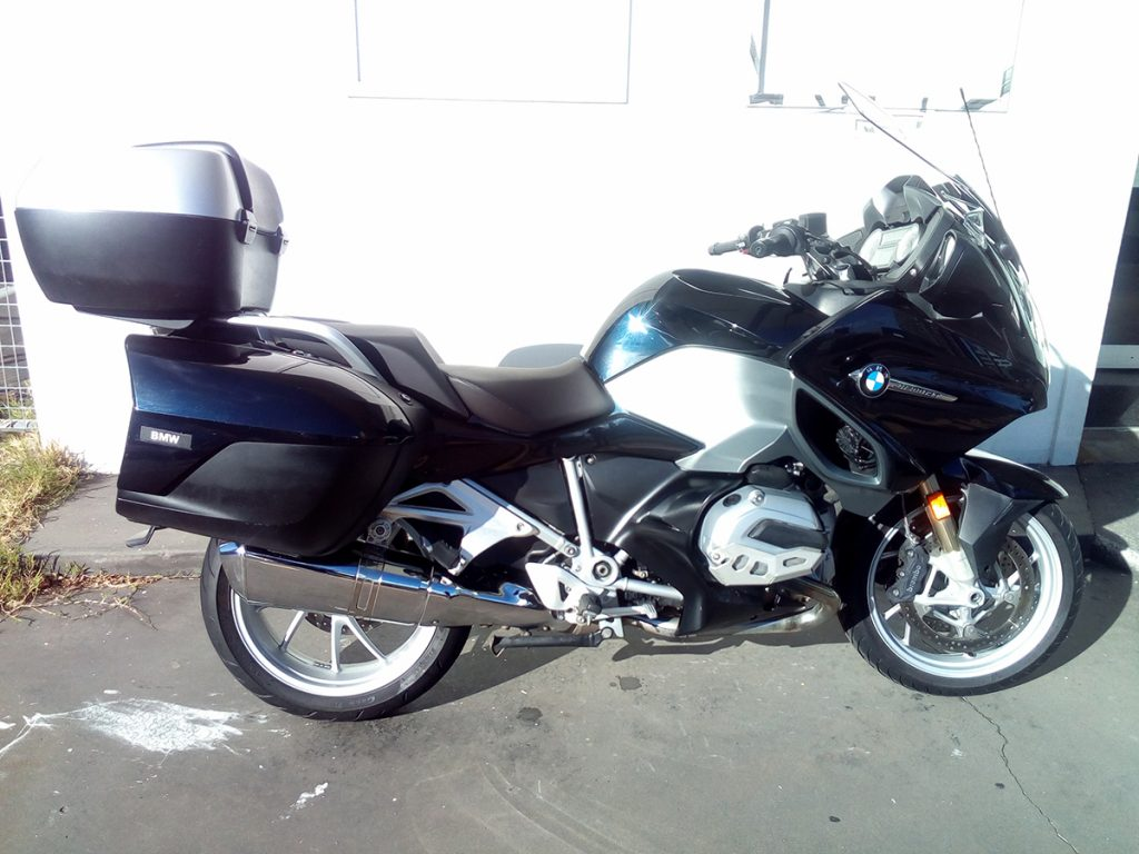 2017 BMW R 1200 RT for sale