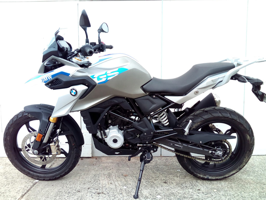 2020 preowned BMW G 310 GS for sale