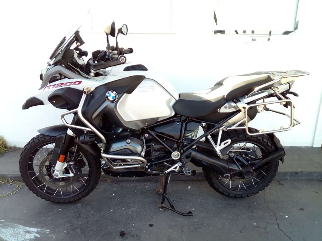 MY17 BMW R 1200 GSA for sale