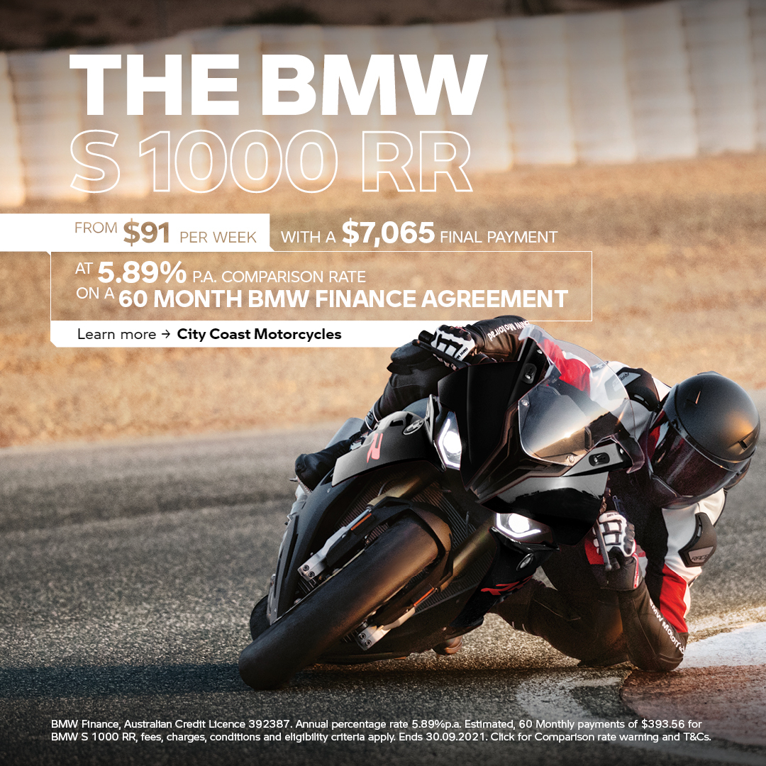 BMW S 1000 RR Finance Offer