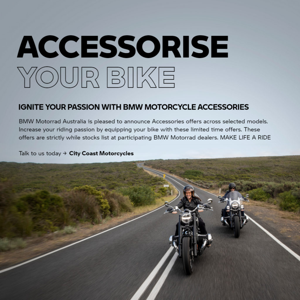 Accessorise your BMW