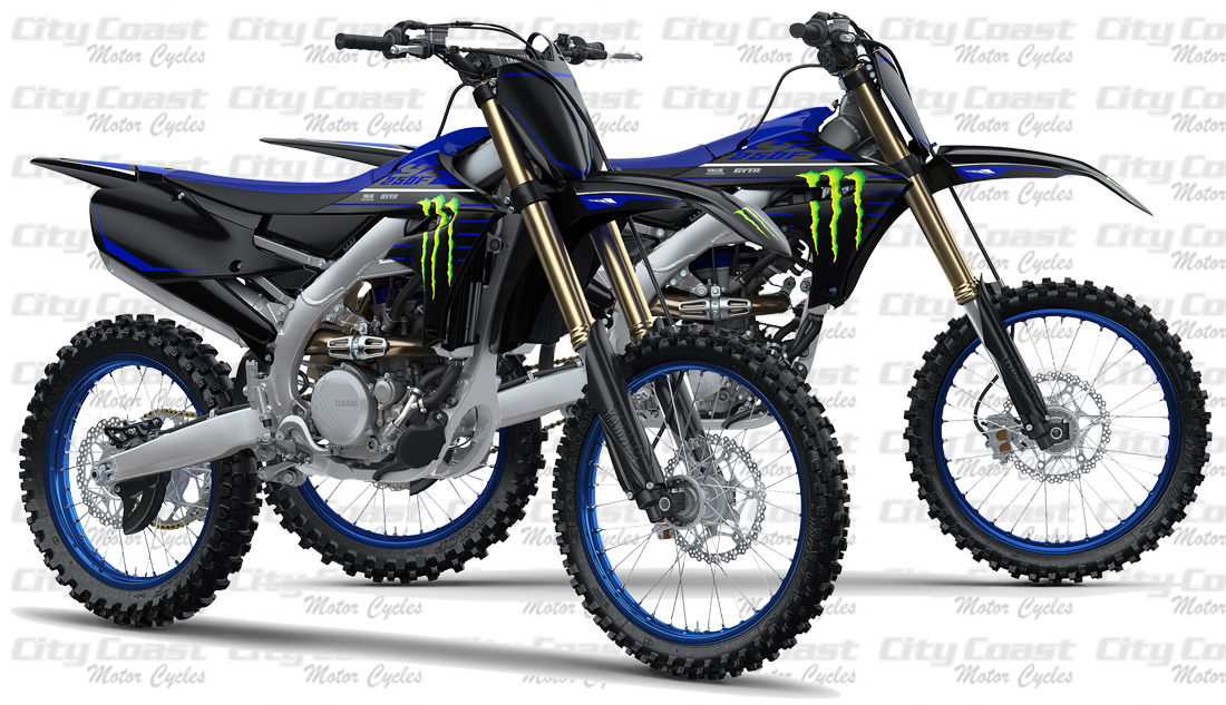 2022 YZ250F MONSTER ENERGY EDITION IN STOCK