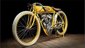 Bulli Antique Bike Auction
