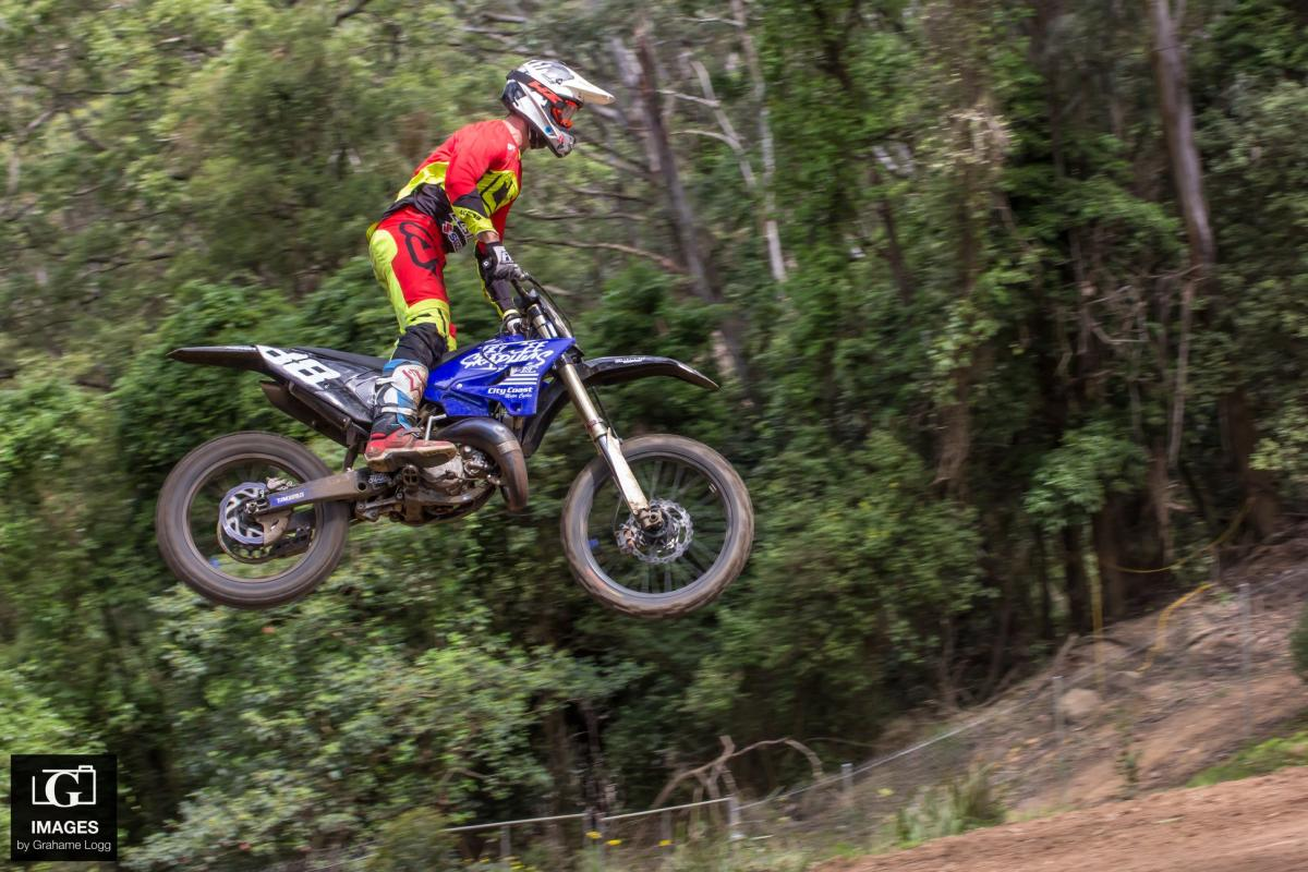 Corey James: 2018 Mount Kembla Two Stroke Cup Champion