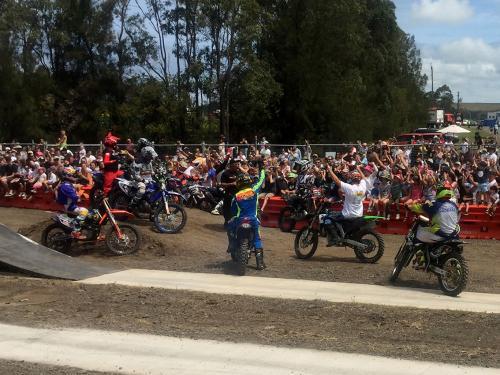 City Coast Motorcycles Yatcon Civil FMX Jam