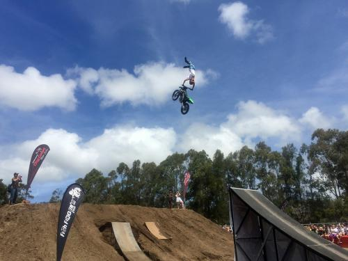 City Coast Motorcycles Yatcon Civil FMX Jam