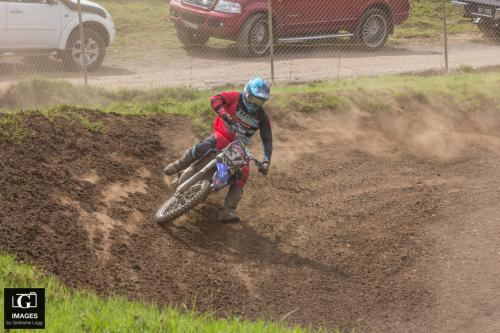 """Mark """"The Captain"""" Merlo achieved 3rd in the Senior 250cc class and 6th in the 2018 Mt Kembla Two Stroke Cup."""