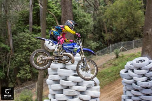 Jake Watts competed in both the Clubman and Senior 125cc divisions, including a 2nd Place during the day.